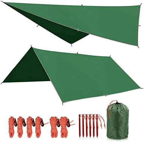 REDCAMP waterproof hammock tarp