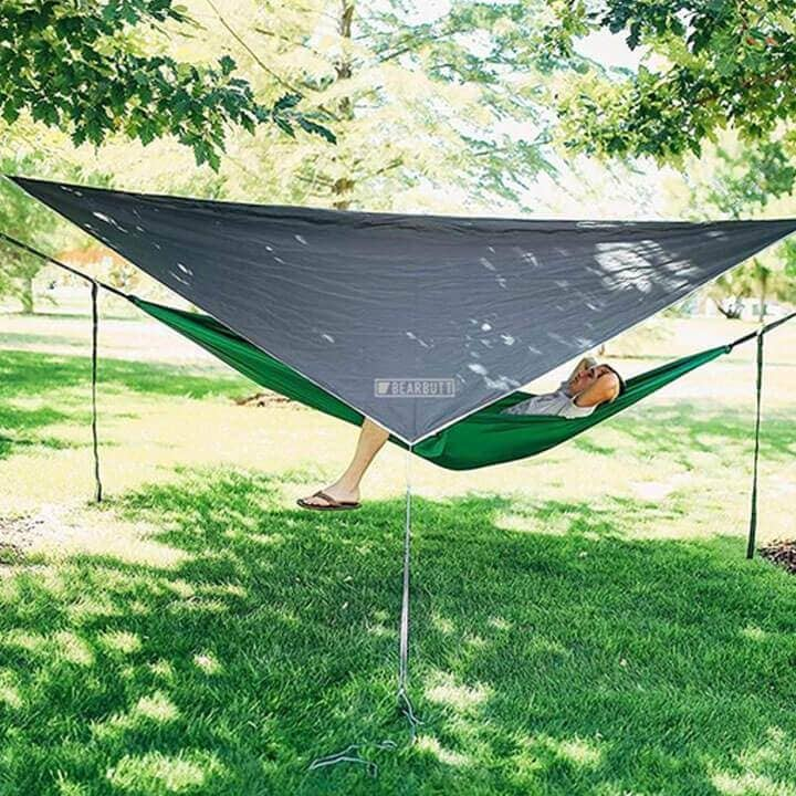 Bear Butt Double Hammock Tarp