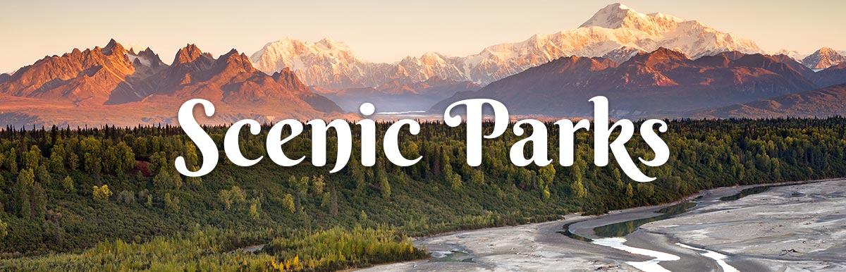 Scenic Parks – U.S. National Parks Ranked