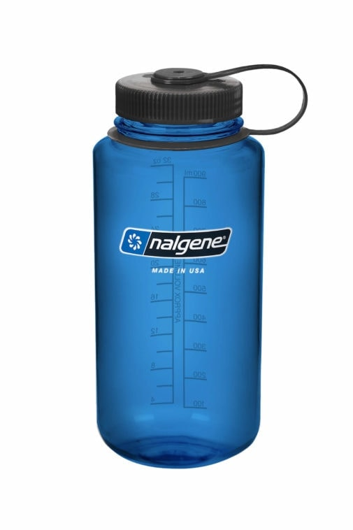 Water bottle with wide mouth