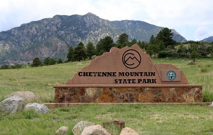 Cheyenne Mountain State Park, Colorado