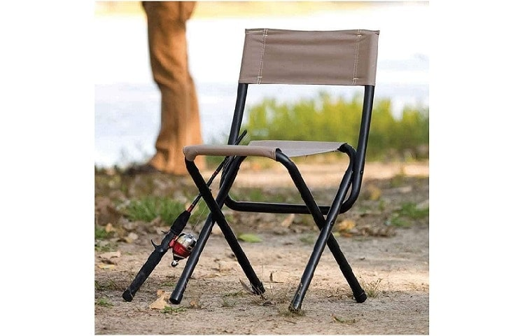 Coleman Folding Camp Chair Woodsman II Review
