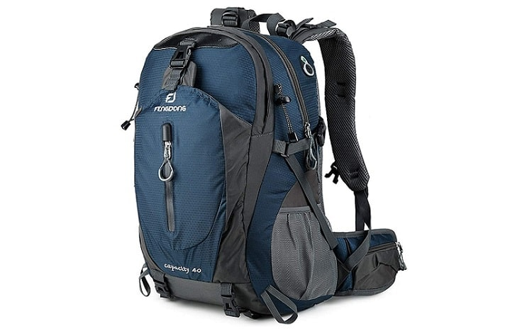 FENGDONG Lightweight Hiking Backpack Review