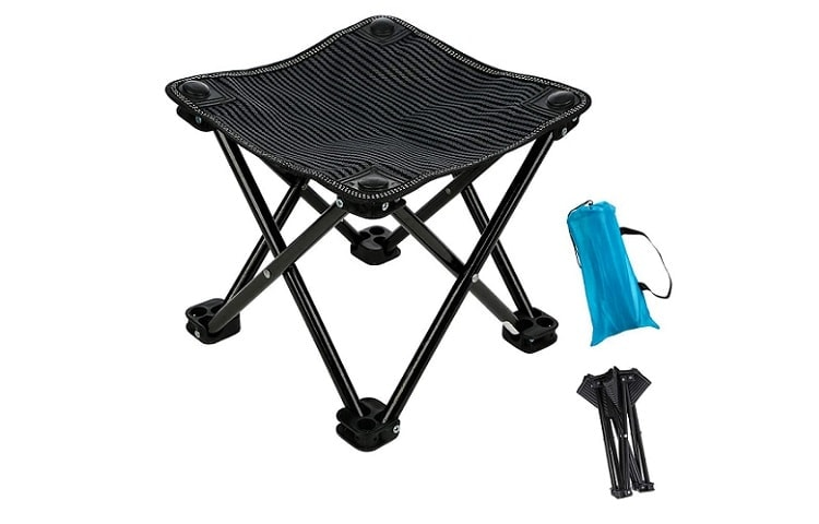 GarneT Mini Portable Folding Stool Review