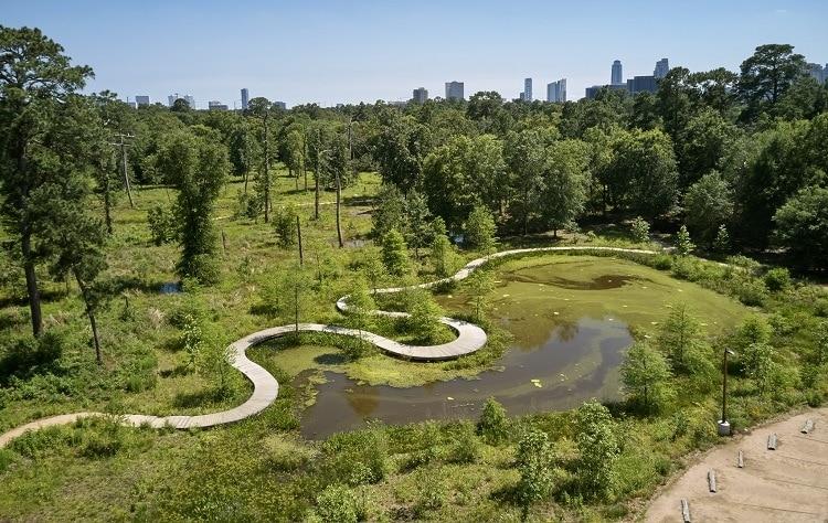 Houston Arboretum Center