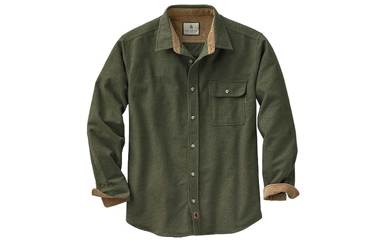 Legendary Whitetails Men's Buck Camp Flannel Shirt Review