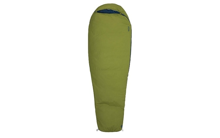 Marmot Voyager 55 Mummy Sleeping Bag Review