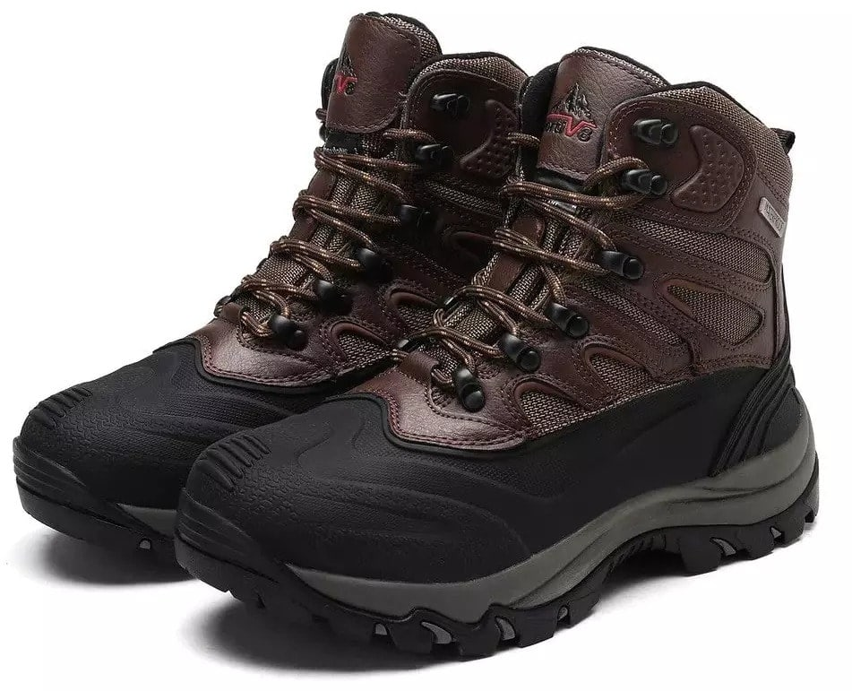NORTIV Insulated Hiking Boots