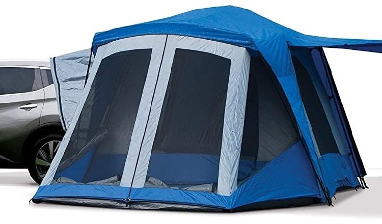 Napier Family-Tents sportz SUV Tent Review