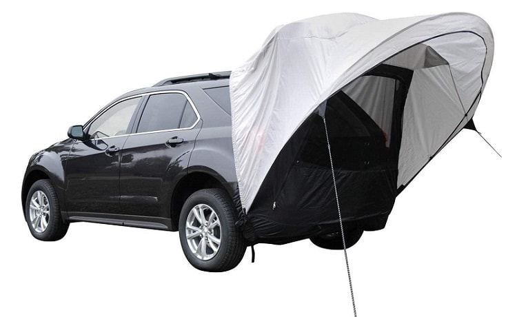 Napier Sportz Cove 61500 SUV Tailgate Tent Review