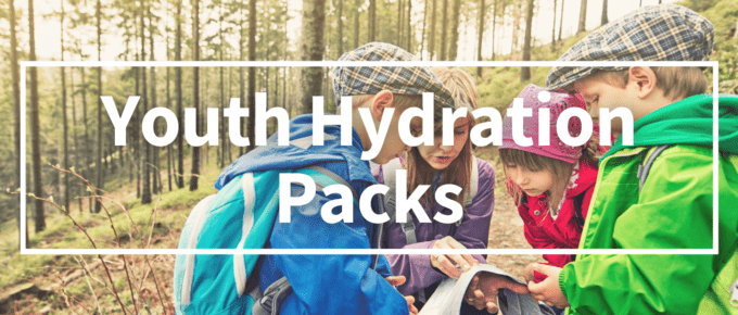 Youth Hydration Packs Cover