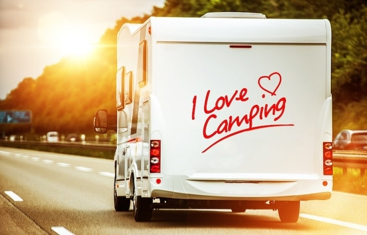 rv camping or classic camping