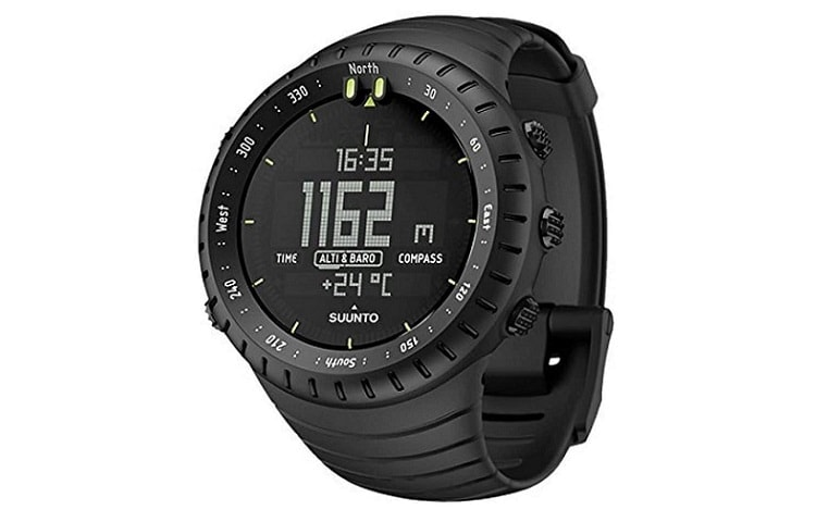 Suunto Core All Black Military Men's Outdoor Sports Watch Review