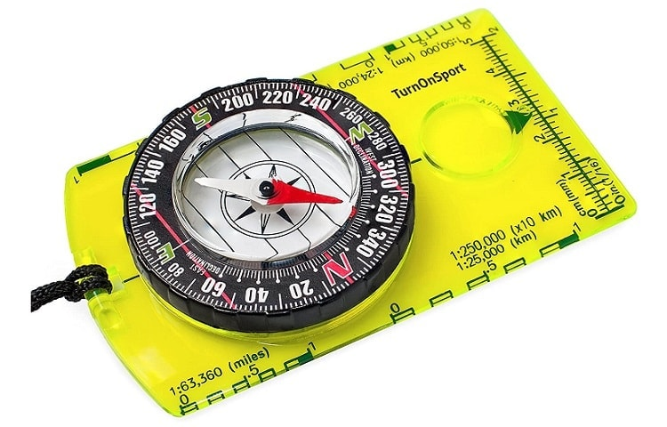 TurnOnSport Orienteering Compass Review