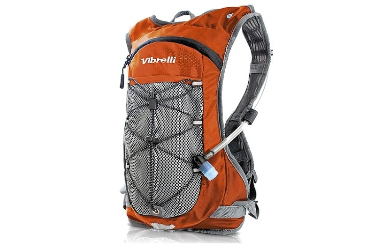 Vibrelli Hydration Pack & 2L Hydration Water Bladder Review