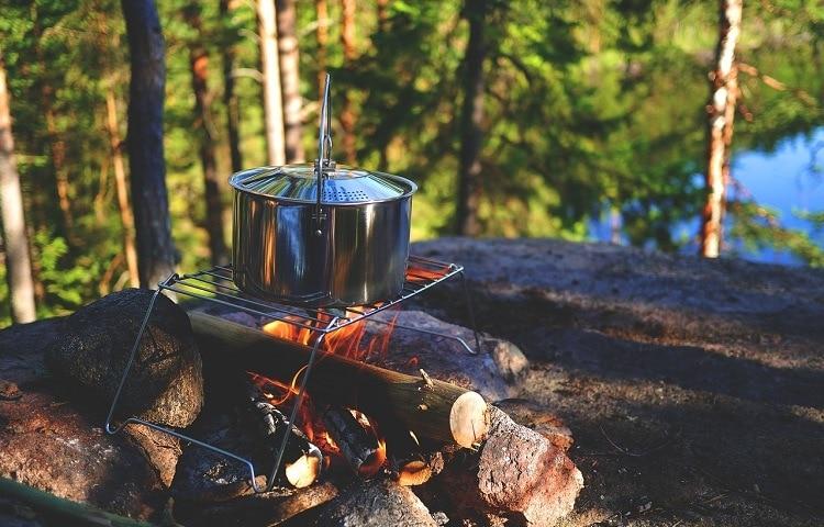 campfire place