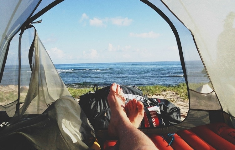 where to go primitive camping