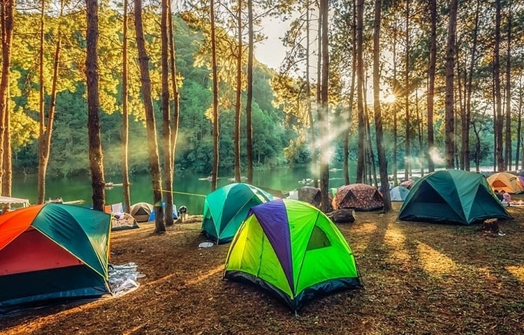 common camping rules
