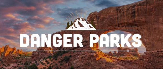 Danger Park cover
