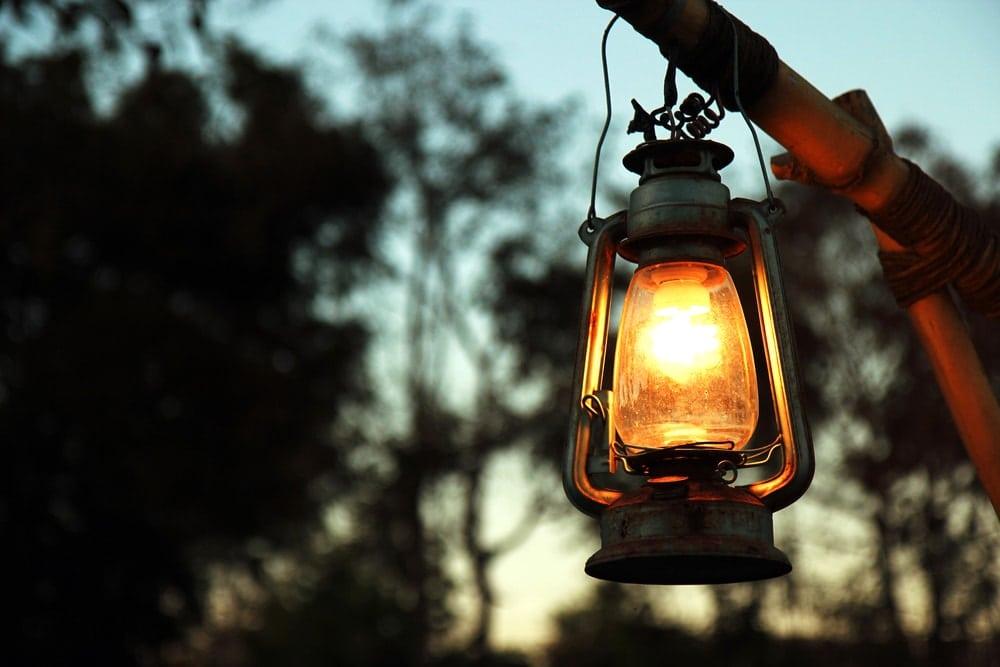 Hanging Camping lantern