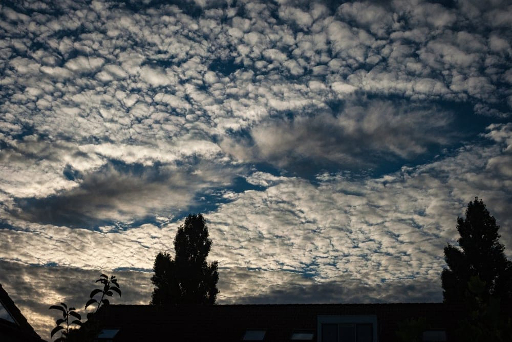 A fallstreak hole, also known as a punch hole cloud or cloud hole