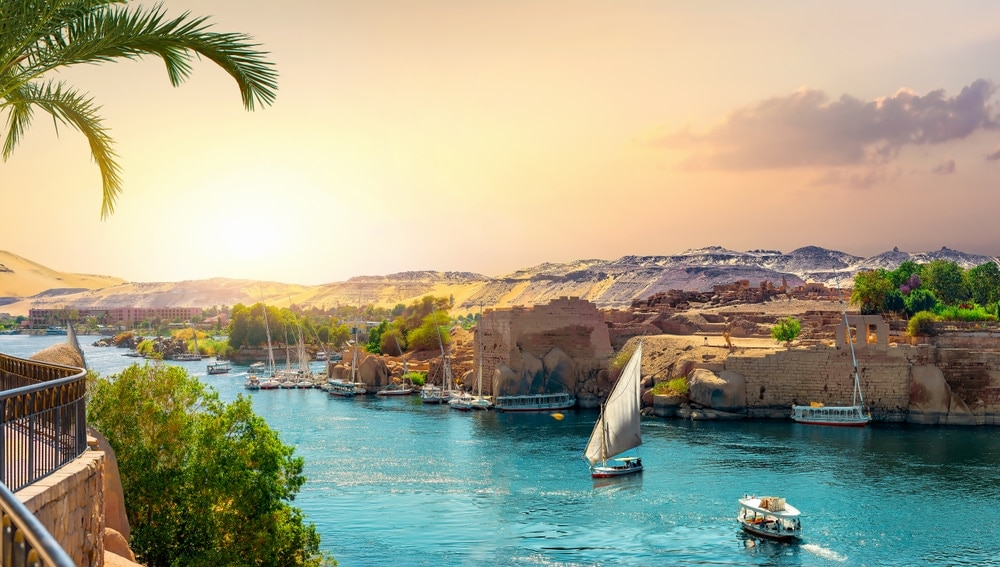 Great River of Nile