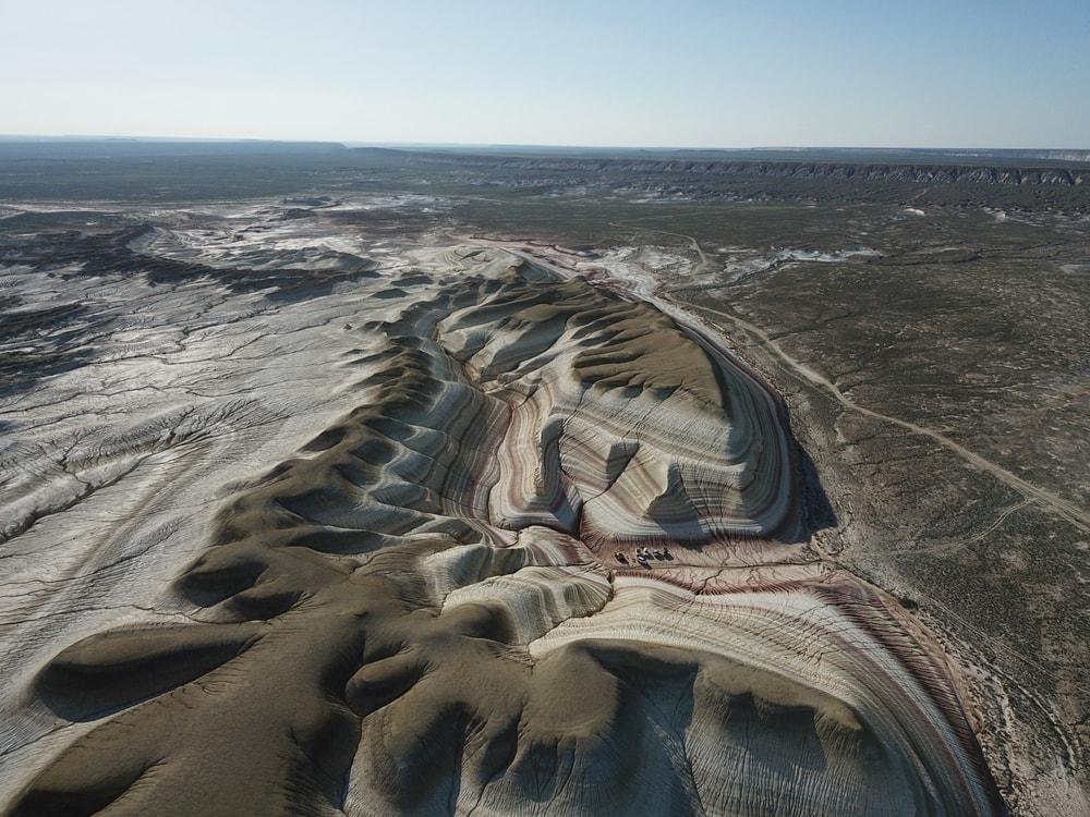 Plateau landform