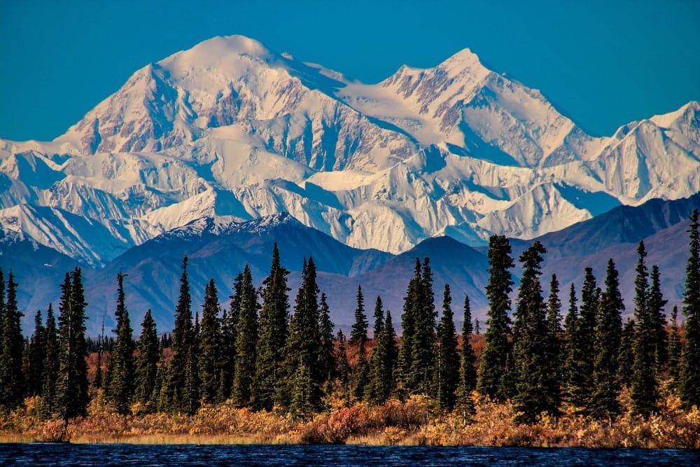 Denali Mountains, USA