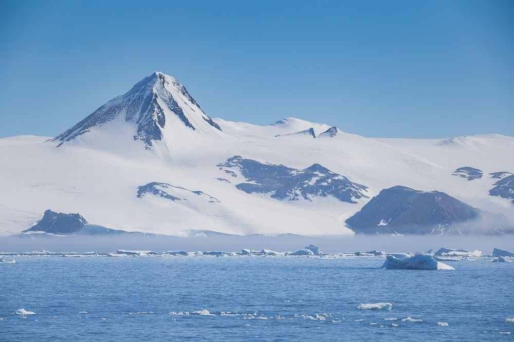 Mount Vinson Antartica