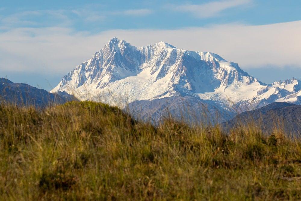 Monte San Lorenzo, Argentina