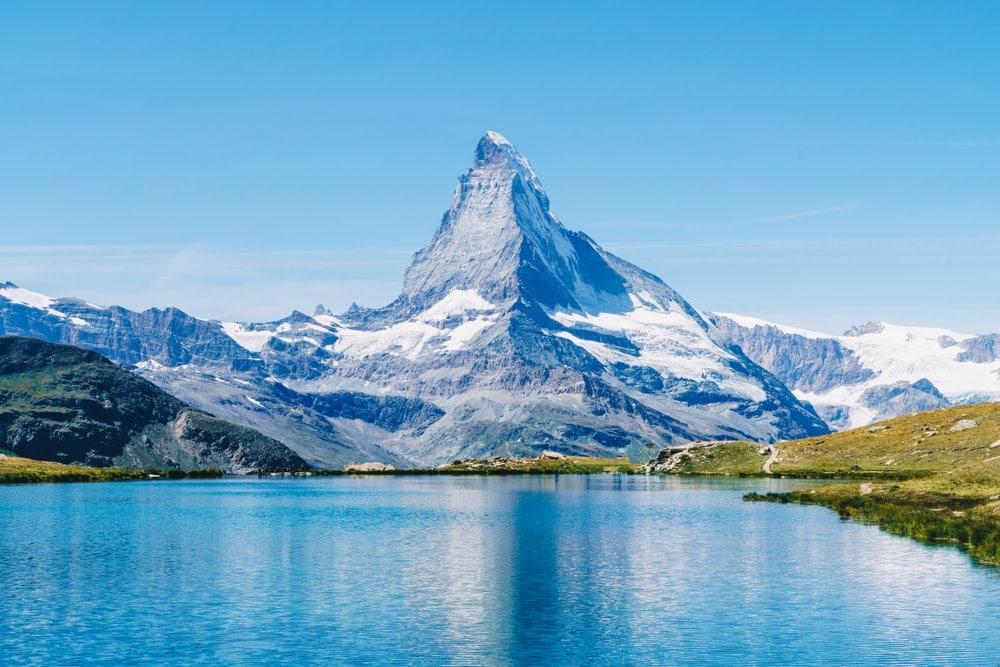 Picture of The Matterhorn mountain