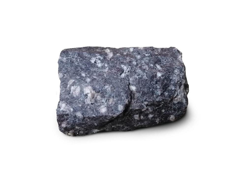 Andesite rock type