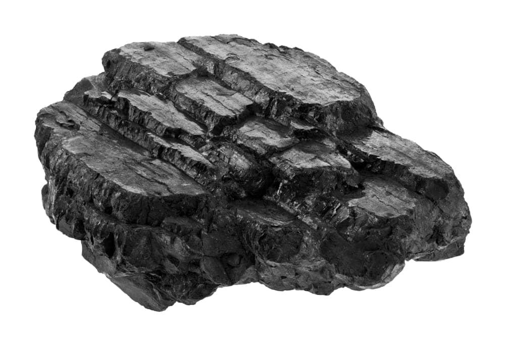 Anthracite rock type