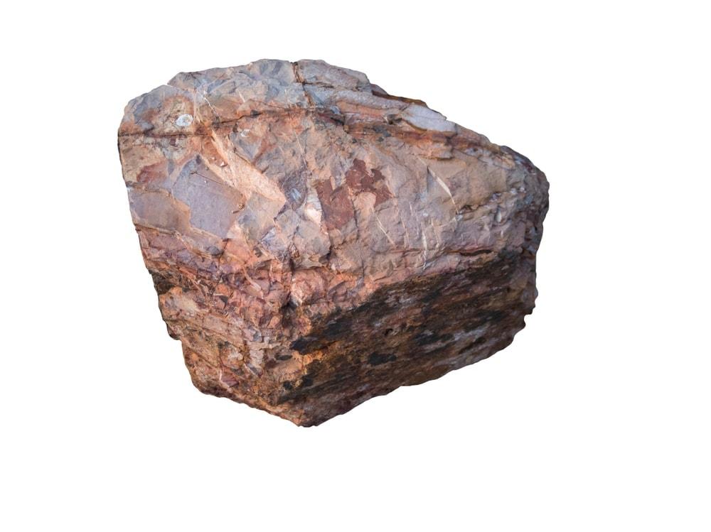 Chert rock