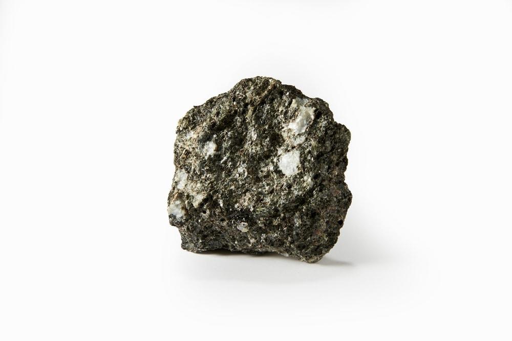 Gabbro rock
