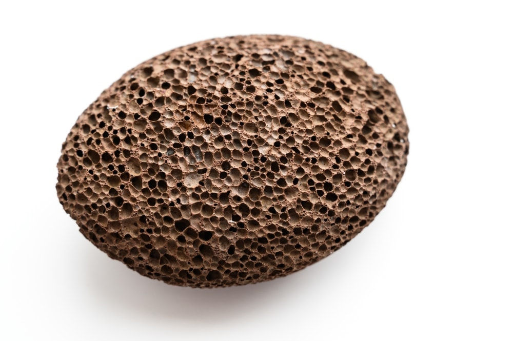 Pumice rock type