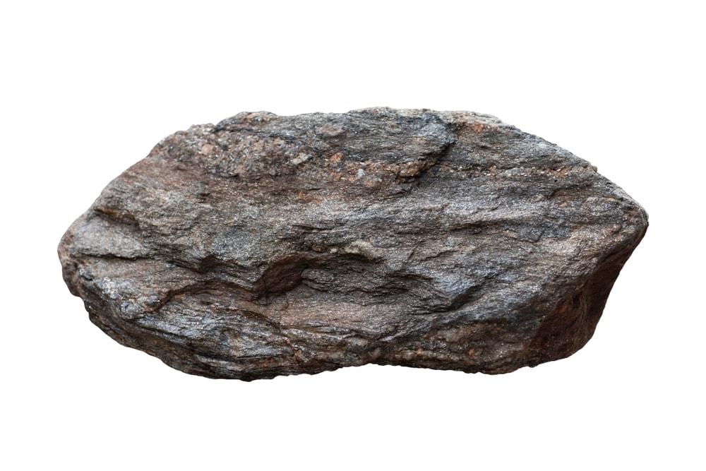 Schist rock type